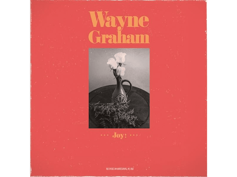 Wayne Graham - Joy [CD]