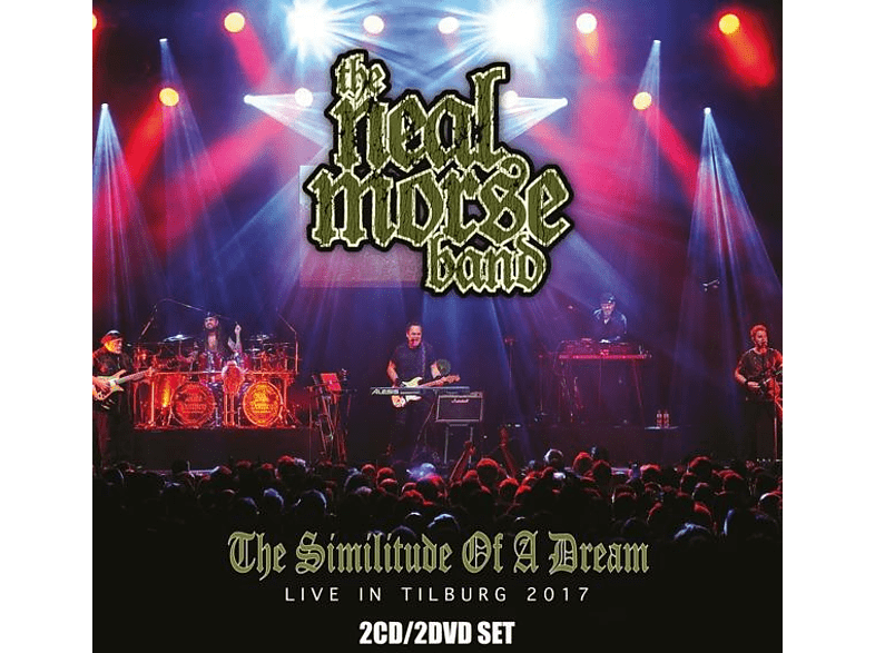 The Neal Morse Band - The Similitude of a Dream Live In Tilburg 2017 [DVD + CD]