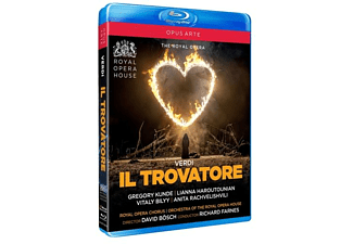 Orchestra Of The Royal Opera House - Il Trovatore - (Blu-ray)