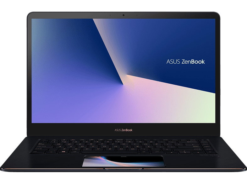 ASUS UX580GD-E2006T, Notebook, Core™ i7 Prozessor, 16 GB RAM, 512 SSD, GeForce GTX 1050, Deep Dive Blue