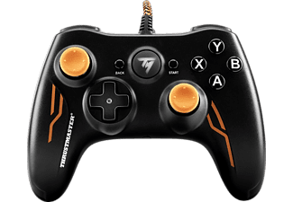 THRUSTMASTER GP XID Pro Gamepad, schwarz/orange