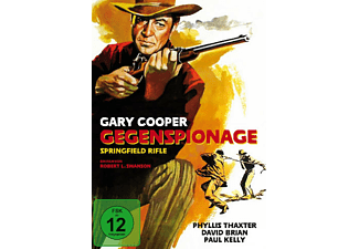 GEGENSPIONAGE - (DVD)