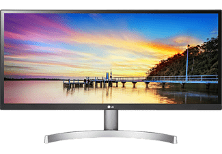 LG 29WK600-W Ultra Wide 29 Zoll  Monitor (5 ms Reaktionszeit, FreeSync, 75 Hz)