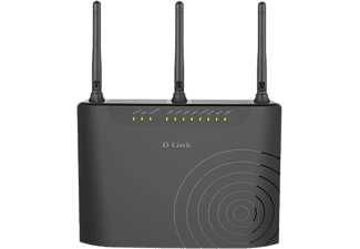 D-LINK DSL‑3682 Wireless AC750 Dual‑Band VDSL/ADSL Modem Router