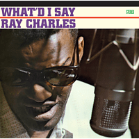 Ray Charles - WHAT I'D SAY/ .. [CD]