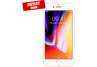 APPLE iPhone 8 64GB Altın Cep Telefonu Outlet