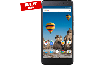 GENERAL MOBILE GM5 Plus Space Gray Akıllı Telefon V44 Outlet