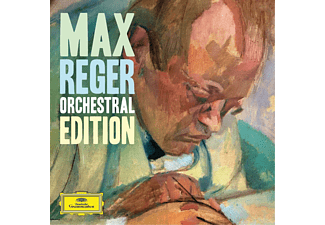 Deutsches Symphonie-Orchester Berlin, Bamberger Symphoniker - Max Reger - Orchestral Edition - (CD)