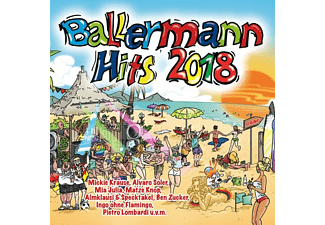 VARIOUS - Ballermann Hits 2018 [CD]