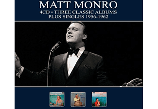 Matt Monroe - 3 Classic Albums Plus - (CD)