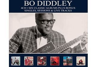 Bo Diddley - 6 Classic Albums Plus - (CD)