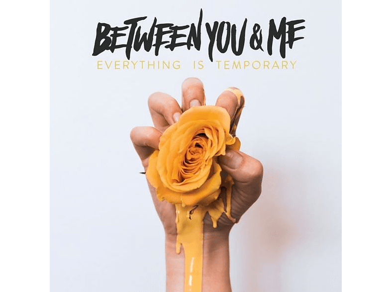 Between You & Me - Everything Is Temporary [CD]