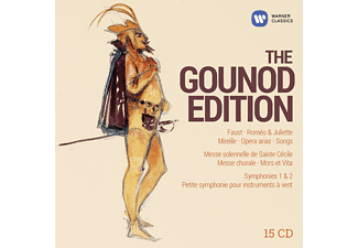 VARIOUS - The Gounod Edition - (CD)