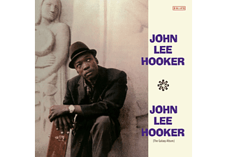 John Lee Hooker - JOHN LEE HOOKER - THE.. - (CD)