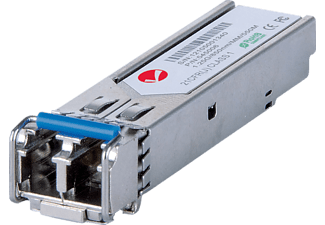INTELLINET 545006 Gigabit SFP Mini-GBIC Transceiver für LWL-Kabel Transceiver, Silber