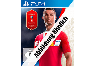 FIFA 18 - Standard Edition - PlayStation 4