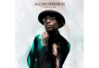 Alexis Ffrench - Evolution - (CD)