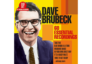 Dave Brubeck - 60 Essential Recordings - (CD)