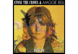 STONE THE CROWS/MAGGIE BE - BEST OF - (CD)
