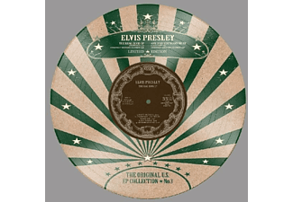 "Elvis Presley - US EP Collection Vol.3-Ltd.10"" Picture Disc - (Vinyl)"