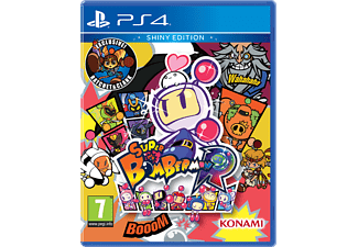 Super Bomberman R - Shiny Edition PlayStation 4