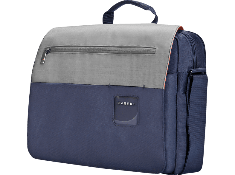 EVERKI ContemPRO Shoulder Bag Notebooktasche, Umhängetasche, 14.1 Zoll, Navy