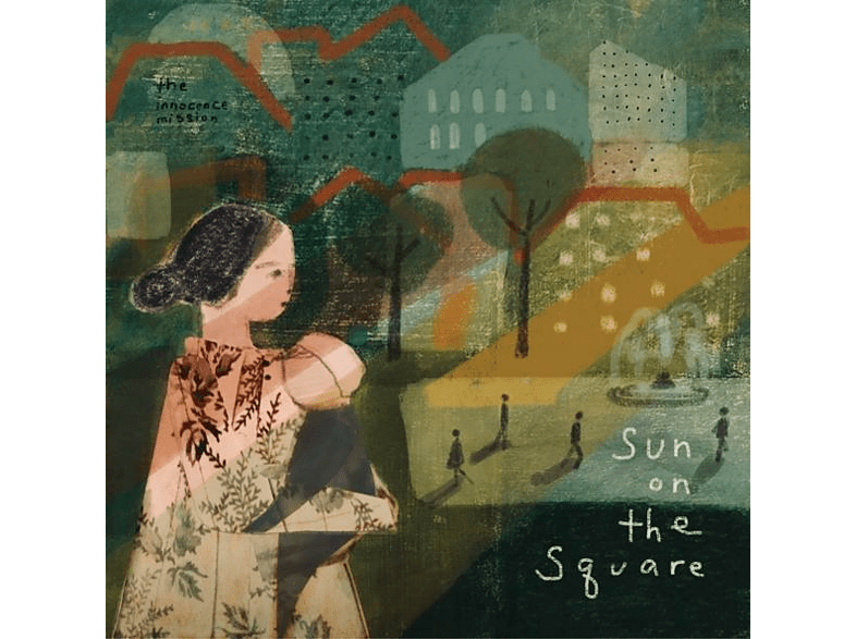 The Innocence Mission - Sun On The Square [CD]