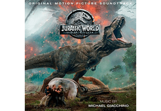 Michael Giacchino - Jurassic World 2 - (CD)