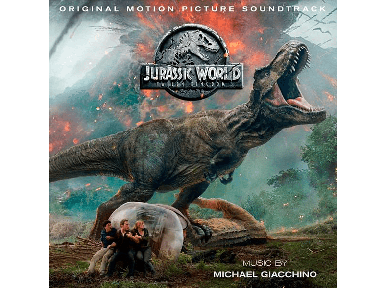 Michael Giacchino - Jurassic World 2 [CD]