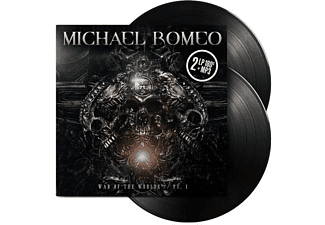 Michael Romeo - War Of The Worlds,Pt.1 (2LP+MP3) - (LP + Download)