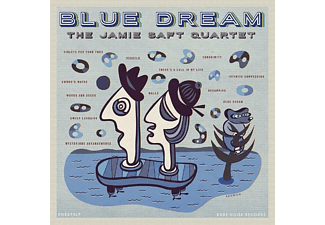 Jamie Saft Quartet - Blue Dream - (Vinyl)