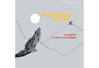 Howlin' Wolf - Moanin' In The Moonlight - (Vinyl)