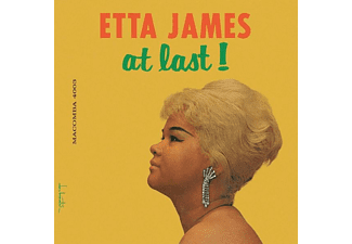 James Etta - At Last - (Vinyl)