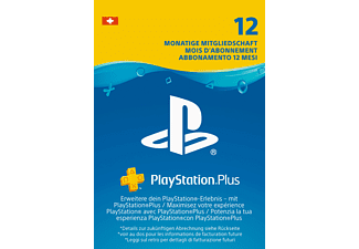 SONY PS Playstation Plus Abonnement - 1 an
