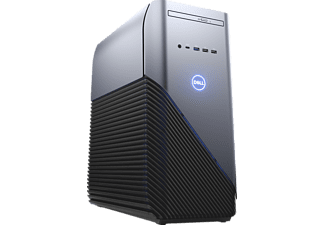 DELL INSPIRON 5680, Gaming PC mit Core™ i7 Prozessor, 8 GB RAM, 1 TB HDD, 128 GB SSD, GeForce GTX 1060
