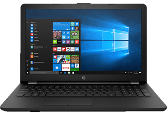 HP 15-bs132ng, Notebook mit 15.6 Zoll Display, Core™ i5 Prozessor, 8 GB RAM, 1 TB HDD, Radeon™ 520, Schwarz
