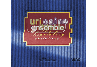 Uri Ensemble Caine, Uri Caine - The Goldberg Variations - (CD)