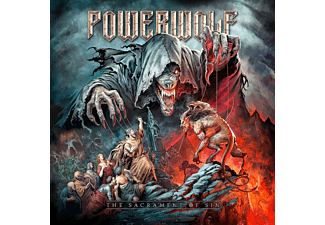 Powerwolf - The Sacrament Of Sin - (CD)