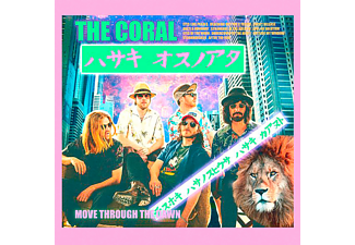 The Coral - Move Throught The Dawn CD