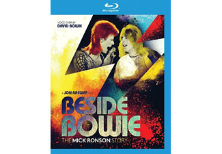 Beside Bowie: The Mick Ronson Story - (Blu-ray)