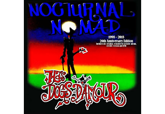 Tyla's Dogs D'amour - Nocturnal Nomad-20th Anniversary Edition 2CD+DVD - (CD + DVD Video)