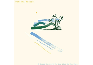 Takashi Kokubo - A Dream Sails Out To Sea (Get At The Wave) - (Vinyl)