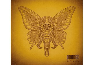 Orange - Zen Zero - (CD)