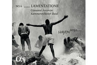 Kammerorchester Basel - No.6 _ Lamentatione [CD]
