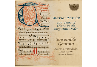 Ensemble Gemma, Karin Strinnholm - Maria! Maria! - (CD)