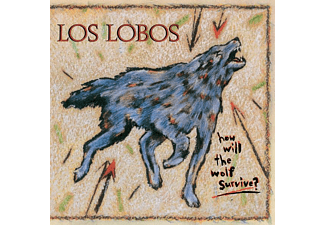 Los Lobos - How will the wolf survive LP