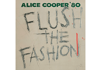 Alice Cooper - Flush The Fashion - (Vinyl)