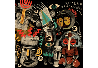 Khalab - Black Noise 2084 - (CD)