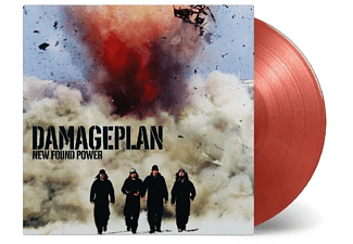 Damageplan - New Found Power-Ltd.Gold/Red Mixed Vinyl - (Vinyl)