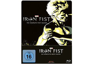 Marvel's Iron Fist - Staffel 1 (Steelbook) - (Blu-ray)